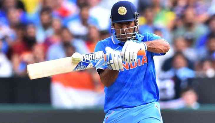 MS Dhoni hits 31 kph mark while running between wickets