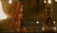 Padmavati Trailer Out: Ranveer shines the most in between Shahid, Deepika