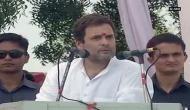 'Vikaas pagal ho gaya hai': Rahul Gandhi targets Gujarat government over development