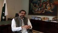 Pakistan PM Shahid Khaqan Abbasi says India unleashing anti-CPEC propaganda