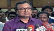 INX media case: SC to hear plea against Karti Chidambaram today