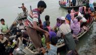 Rohingya boat capsizes along Bangladesh-Myanmar border, several dead