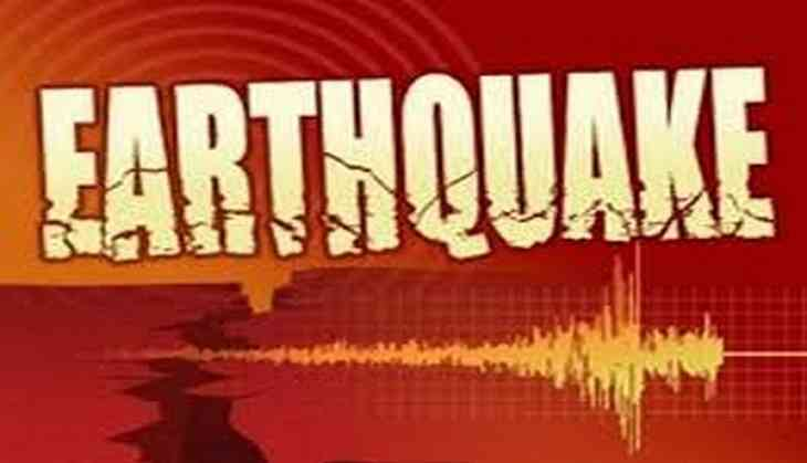 Mexico hit by earthquake