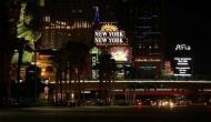 Las Vegas gunman shot security guard before mass shooting