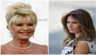 Melania Trump terms Ivana's first lady remark as 'attention-seeking, self-serving noise'