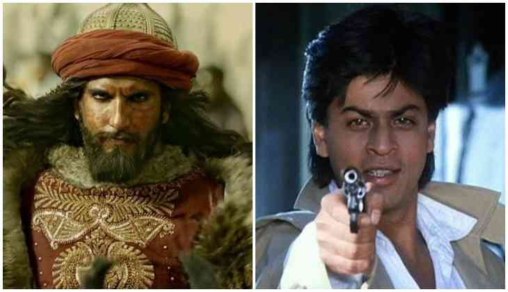 Is Ranveer Singh in Padmavati, the next Shah Rukh Khan of Darr?