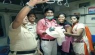 Mumbai: Woman delivers baby girl in local train, condition stable