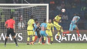 FIFA U-17 World Cup 2017: कोलंबिया से हारने के बावजूद भारत ने बना डाला इतिहास
