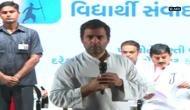 Rahul Gandhi corners PM Narendra Modi over lack of education, unemployment in Gujarat