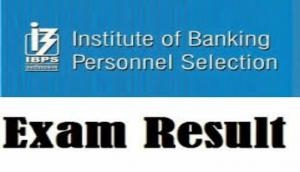 IBPS RRB result 2017: Check your result and score card here