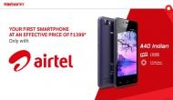कार्बन के इस 4जी स्मार्टफोन को खरीदने पर एयरटेल देगा 2,000 रुपये का कैश बैक