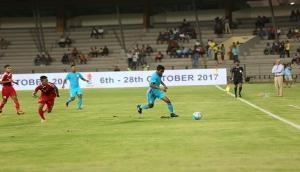 FIFA U-17 WC Indian U-17 ready to 'fight for survival' against Ghana