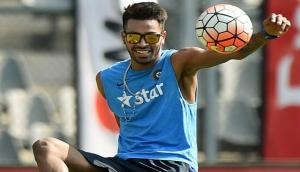 Watch: Hardik Pandya 'attacked' by teammates on his birthday, later promises to take 'sweet' revenge