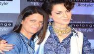 Kangana Ranaut's sister lambasts Hrithik supporters