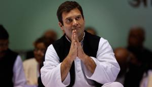 'Masood Azhar ji,' utters Rahul Gandhi to attack PM Modi; Congress loves terrorists, says BJP
