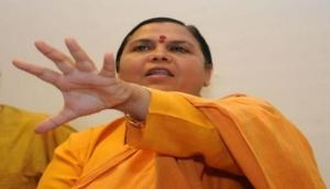 Congress conspired with Pakistan to defeat PM Narendra Modi: Uma Bharti