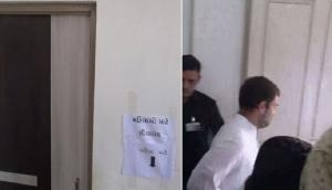 Rahul Gandhi mistakenly enters ladies' toilet in Gujarat; here's what happened next