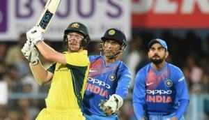 India vs Australia, 3rd T20I: Match called off; Series ends at 1-1