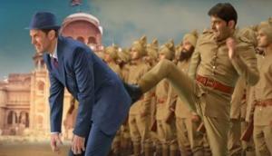 कपिल शर्मा की हुर्इ वापसी, 'फिरंगी' का पहला मोशन पोस्टर रिलीज
