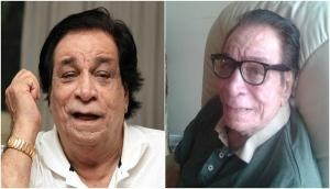 You will not be able to recognize Kader Khan now; can barely talk and walk