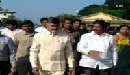 आंध्र प्रदेश: राज्य को विशेष दर्जा दिलाने के लिए जन्मदिन पर अनशन पर बैठे सीएम नायडू