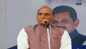 Rajnath Singh: Had Sardar Patel given free hand, India won't have Kashmir problem today