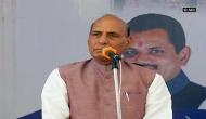 Congress unnecessarily criticising Centre's economic policies: Rajnath Singh