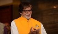 For Amitabh Bachchan's birthday, Shemaroo creates his human mosaic