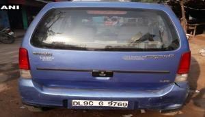 मिल गर्इ दिल्ली के CM अरविंद केजरीवाल की चोरी हुर्इ नीली कार