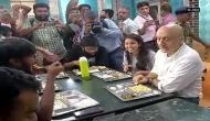 Anupam Kher takes charge as FTII chairperson