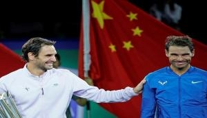 Rafael Nadal is 'too good a player': Roger Federer