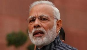 PM Modi to address BJP workers in Gujarat today