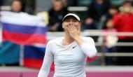 FIR lodged against Maria Sharapova for endorsing Gurugram housing project