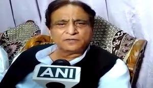 I am BJP's item girl, says Samajwadi leader Azam Khan