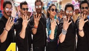 'Golmaal Again' crosses Rs 100 crore mark at global box-office, this is the recent earning