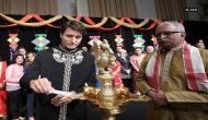 Canada Prime Minister Justin Trudeau celebrates Diwali with Indian community
