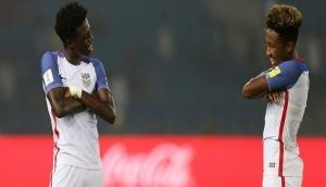 Tim Weah, USA hat-trick hero says,'Thank you India for backing us'