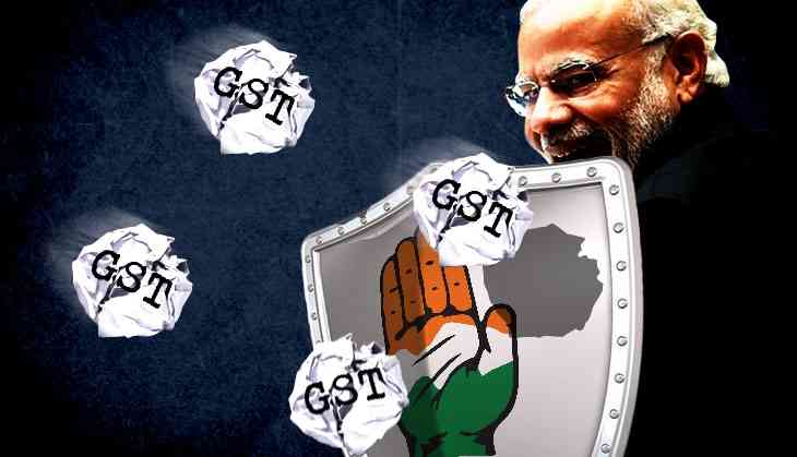 By blaming Congress for GST, Modi betrays nervousness about Gujarat