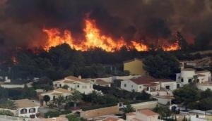 Spain: Wildfires kill 39 in Portugal