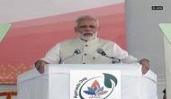PM Narendra Modi said,'Private sector must contribute to development of yoga and Ayurveda'