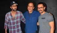 Aamir Khan is my Naseeruddin Shah: Vidhu Vinod Chopra