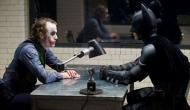 Heath Ledger was hit by Christian Bale for real during Batman filming