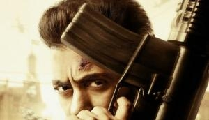 Tiger Zinda Hai: Here is the first look poster of Salman Khan