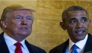 China spying on US President Donald Trump's iPhone that he leaves in golf cart claims ex-President Barack Obama