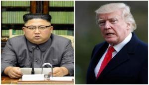 Kim Jong Un receives 'excellent' letter from Donald Trump