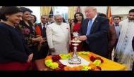 Donald, Ivanka Trump celebrate Diwali at White House, US President hails strong relationship with PM Modi