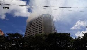 Kolkata: Fire breaks out at LIC building
