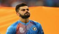 विराट कोहली श्रीलंका के खिलाफ नहीं खेलेंगे पूरी सिरीज़