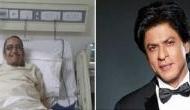 Twitter approaches Shahrukh Khan to meet a cancer patient through #SrkmeetsAruna