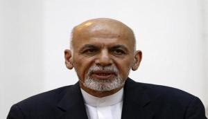 Terrorists must surrender or face elimination, warns Afghan President Ghani